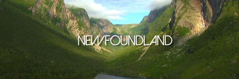 Video promocional de la pesca en Newfoundland