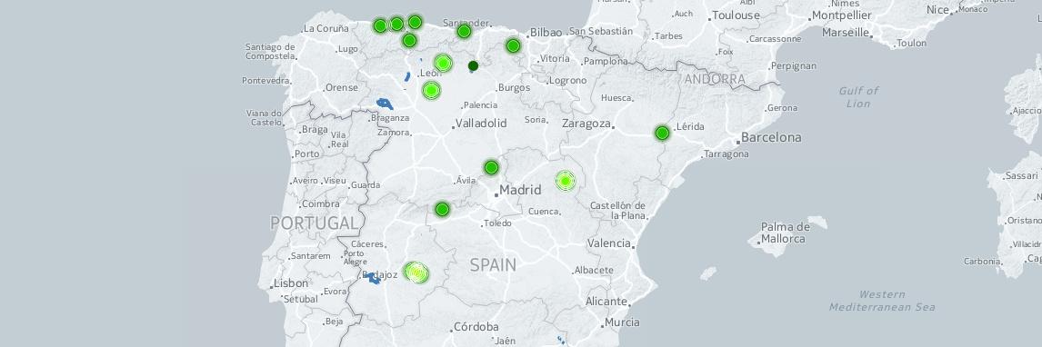 Mapa ENRR