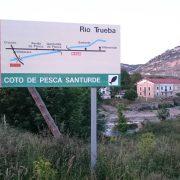 cotos de pesca en Castilla y leon