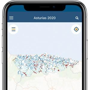 app pesca Asturias